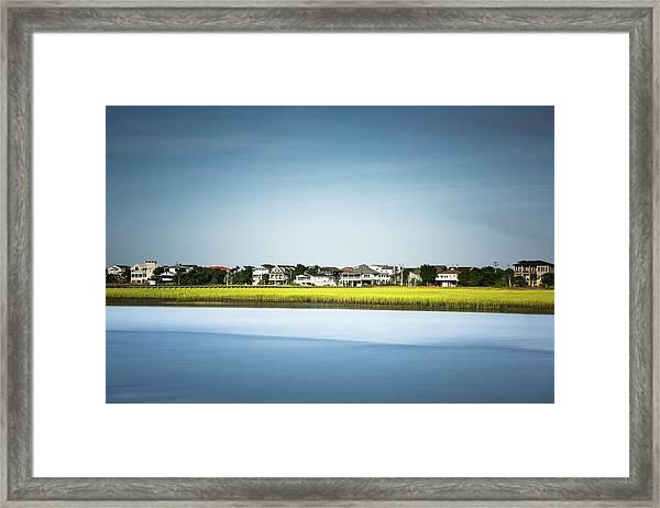Pawleys Island Marsh Framed Print
