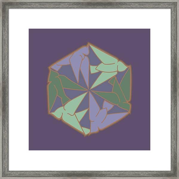 Peace Doves 6 Framed Print