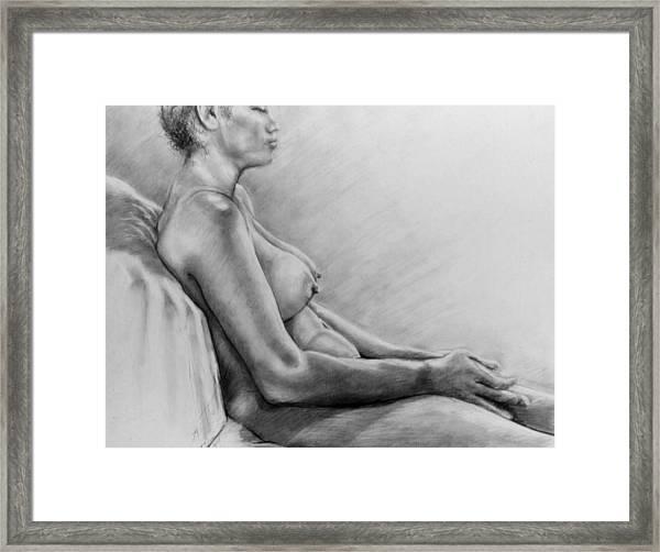 Peace Framed Print by John Clum