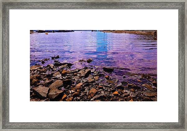 Peace Of Colors  Framed Print