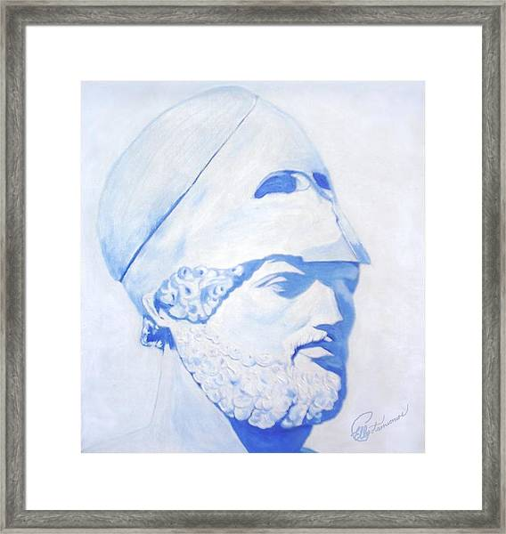 Pericles Framed Print