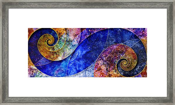 Permanent Waves Framed Print