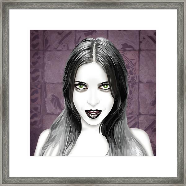 Pernicious Framed Print