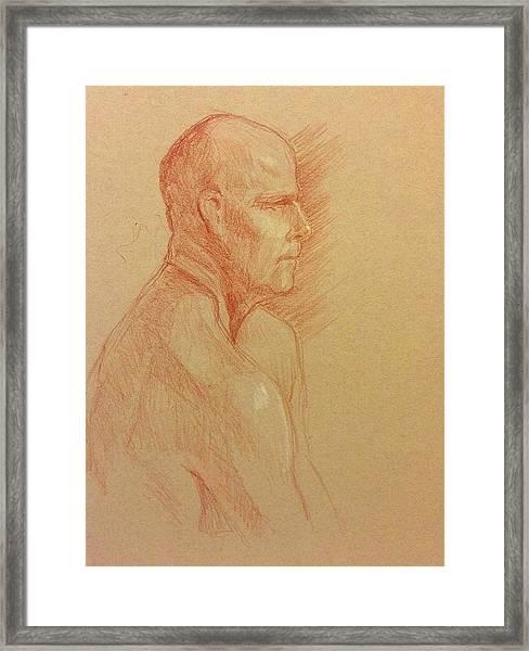 Peter #2 Framed Print