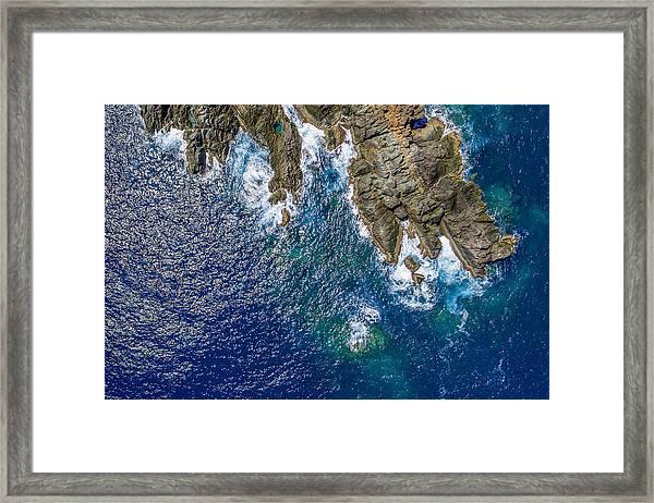 Peterborg Point Framed Print