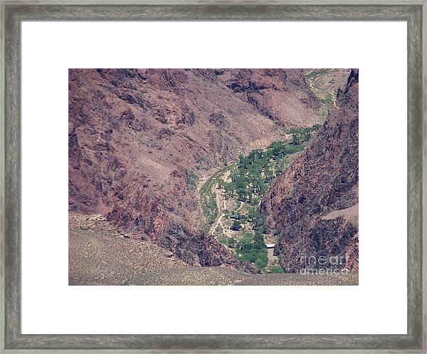 Phantom Ranch Framed Print
