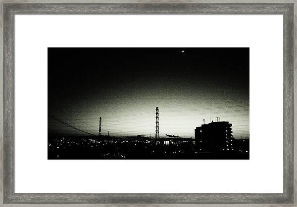 Photo12 Framed Print