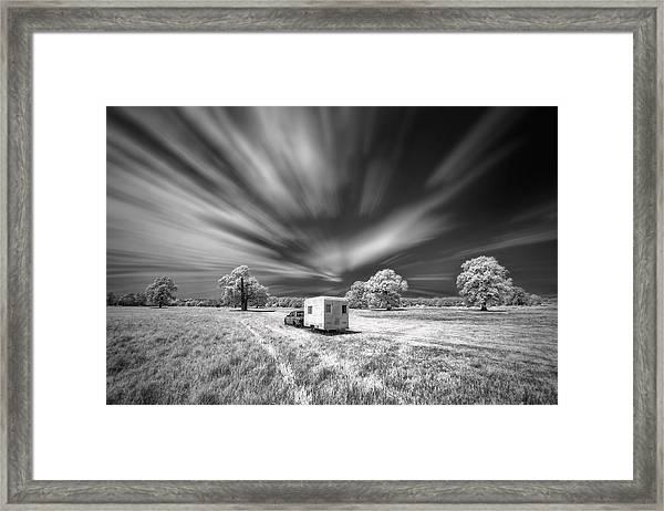 Picnic Framed Print by Piotr Krol (bax)