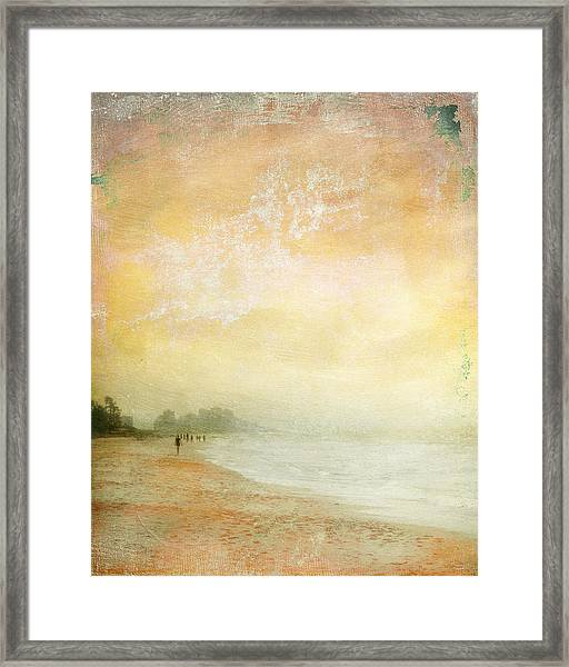 Pieces Of The Dream Framed Print