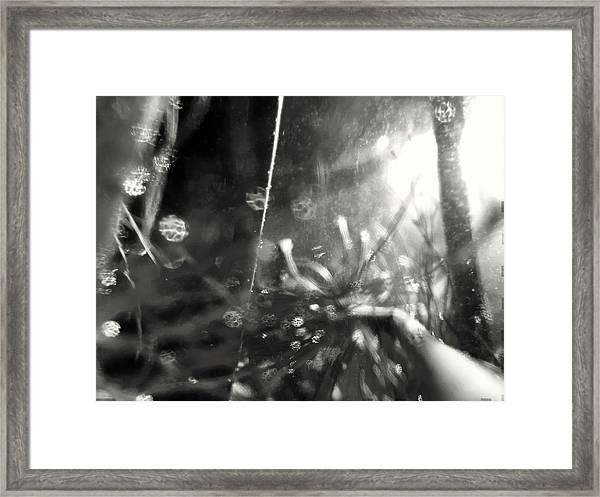 Pirateship Wreck Framed Print