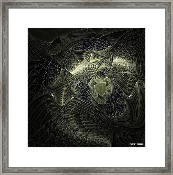 Piscean I Framed Print