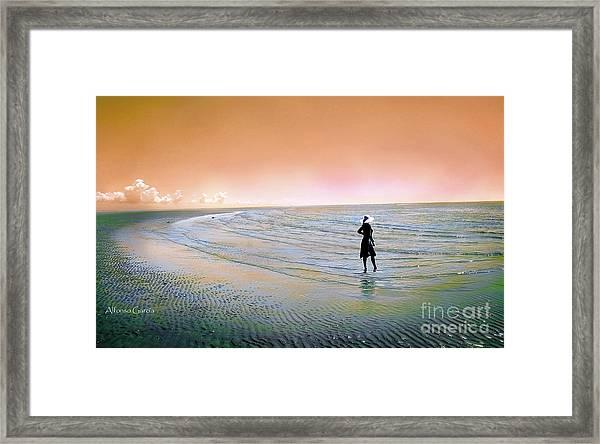 Playa  Framed Print