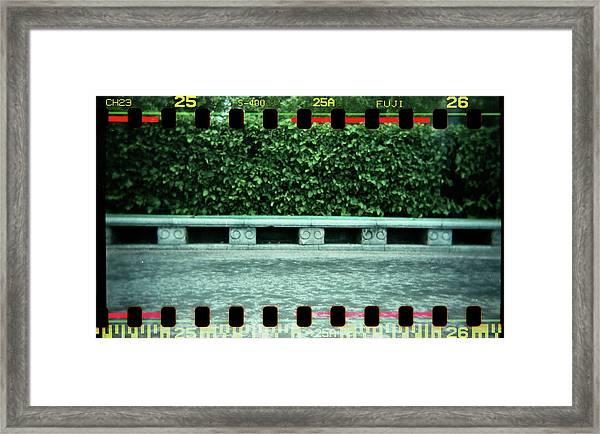 Playground #162 Framed Print