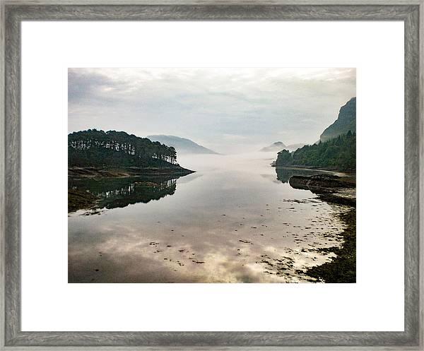 Plockton, Highlands, Scotland,  Framed Print