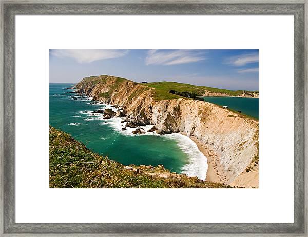 Point Reyes National Seashore Framed Print