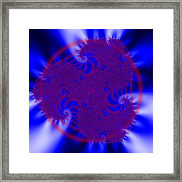 Pollfengra Framed Print