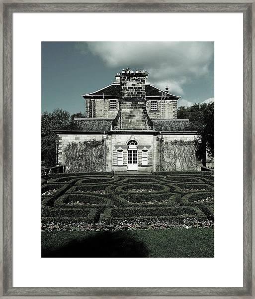 Pollok House Framed Print