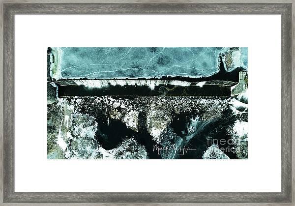 Ponemah Mill Dam Framed Print