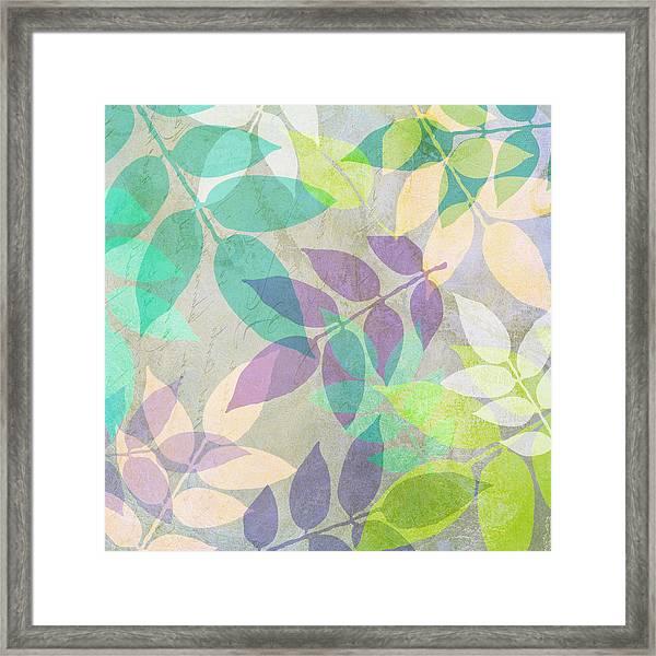 Poppy Shimmer IIi  Framed Print