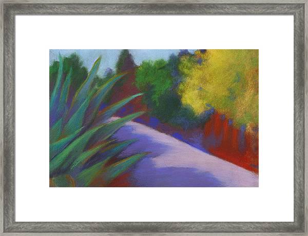 Port Costa California Framed Print