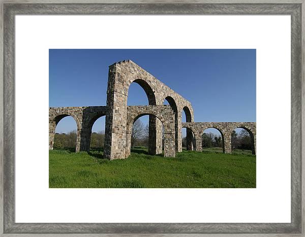 Porto Futurus Framed Print