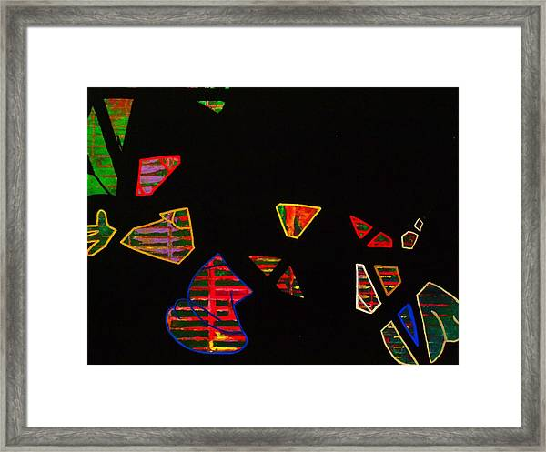 Possibilities Framed Print