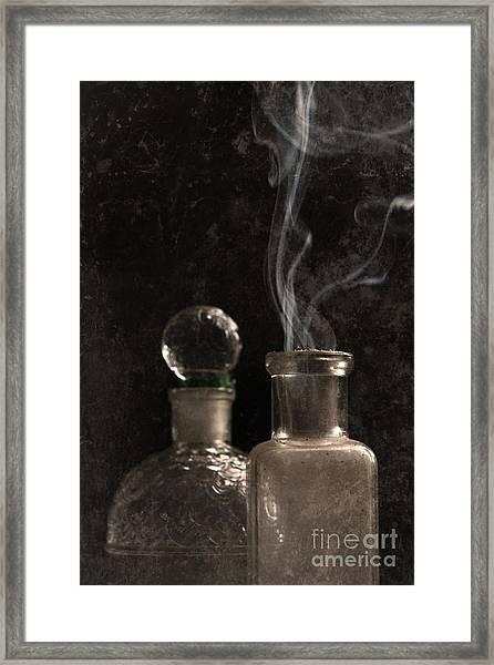 Potions Framed Print