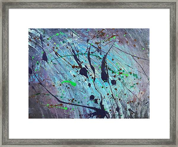 Practice Board - Nightingale Framed Print
