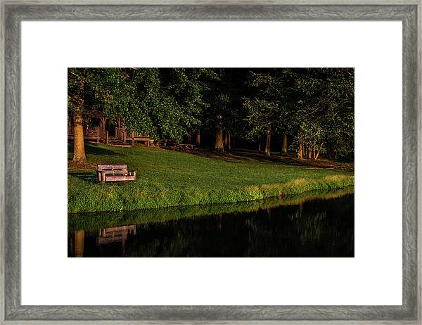 Prelude To A Dream Framed Print