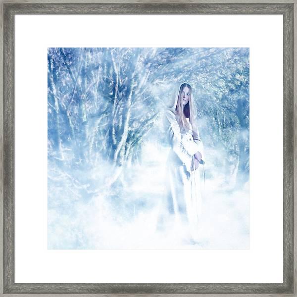 Priestess Framed Print