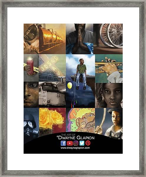 Promotional 01 Framed Print