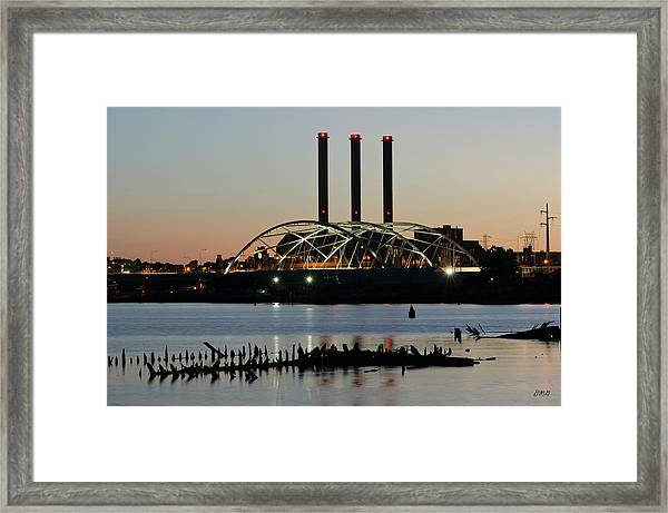 Providence Harbor IIi Framed Print