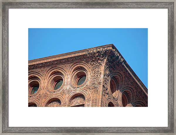 Prudential 0909 Framed Print