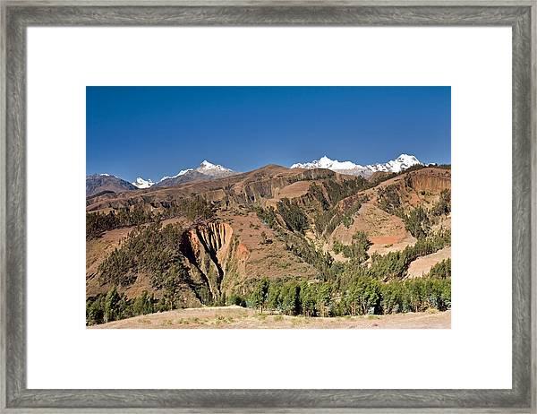 Puca Ventana Framed Print