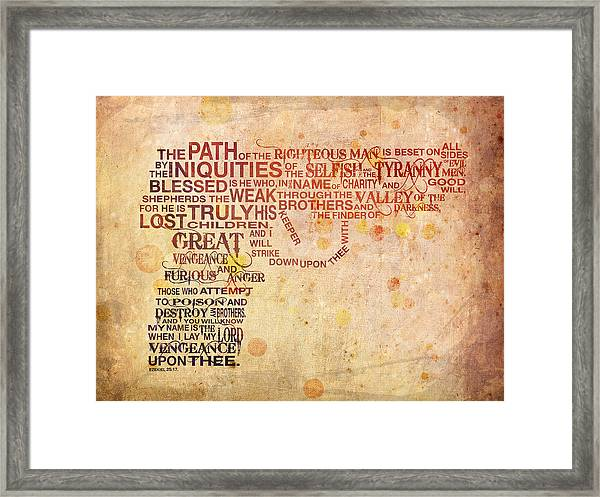 Pulpography Framed Print by Michael Tompsett