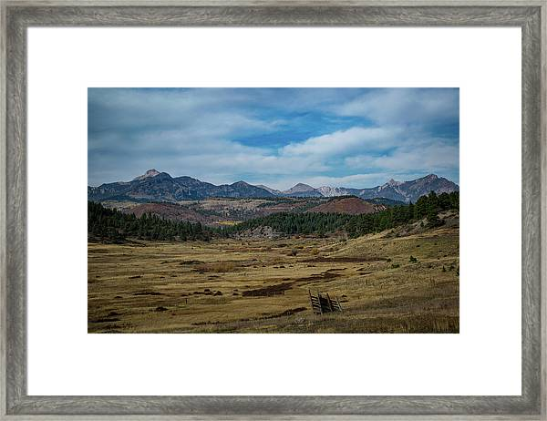 Pure Isolation Framed Print