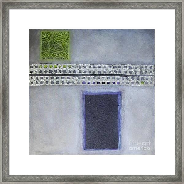 Purple Passion Number 2 Framed Print