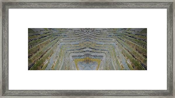 Quarry 2 Framed Print