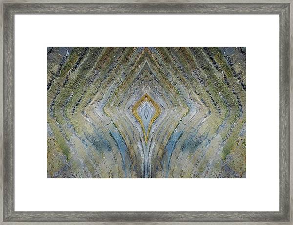 Quarry Framed Print
