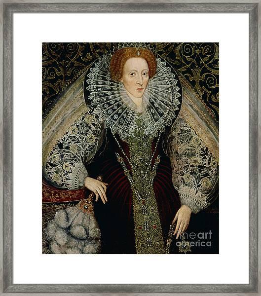 Queen Elizabeth I Framed Print
