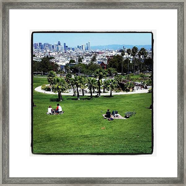 Framed Print featuring the photograph Quiet At #doloresgaybeach by Mr Photojimsf