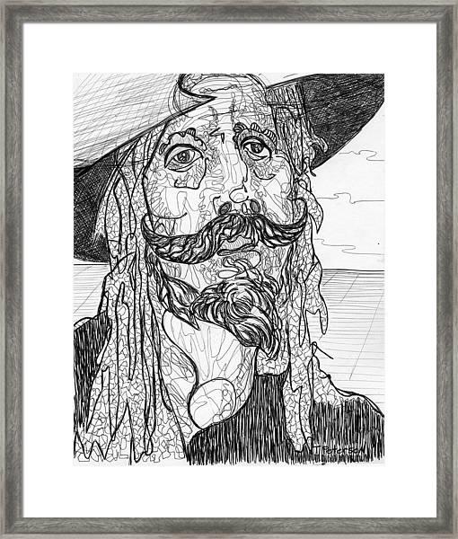 Quixote Framed Print