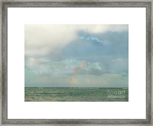 Rainbow 1 Framed Print