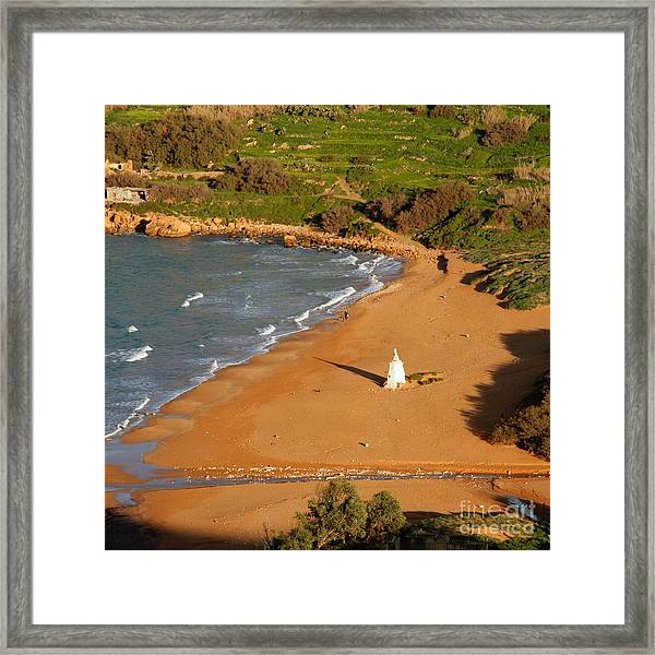 Ramla Bay Framed Print by Sascha Meyer