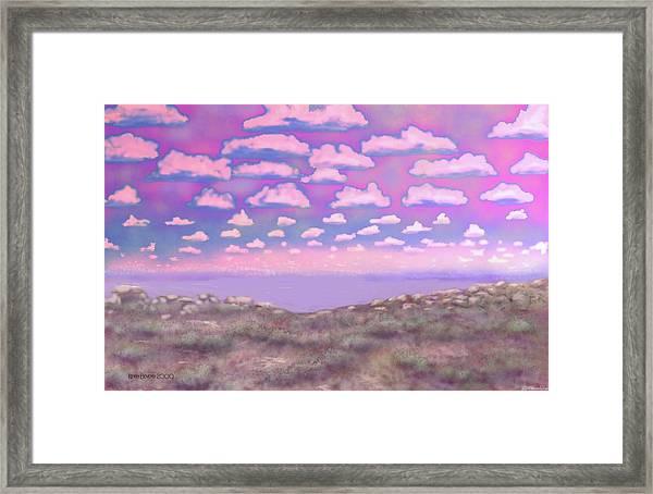 Randolph Scott Framed Print