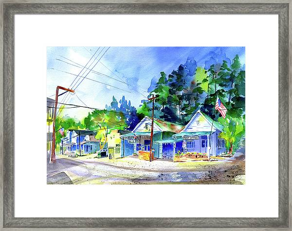 Randy's Dutch Flat Framed Print