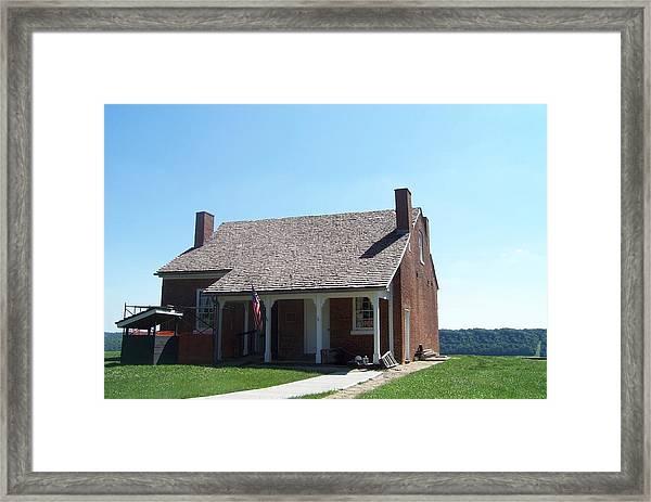 Rankin House Framed Print