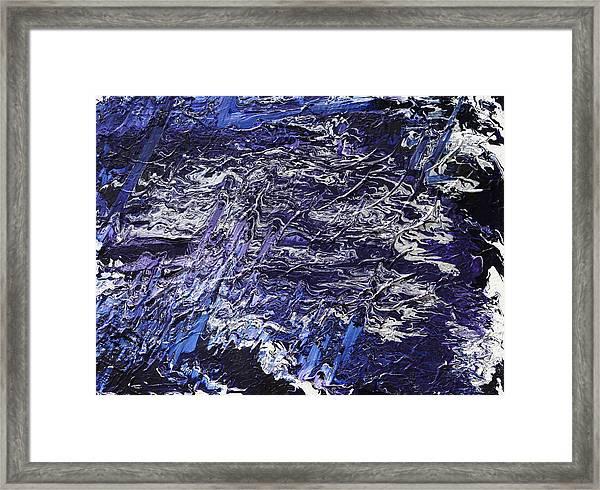 Rapid Framed Print