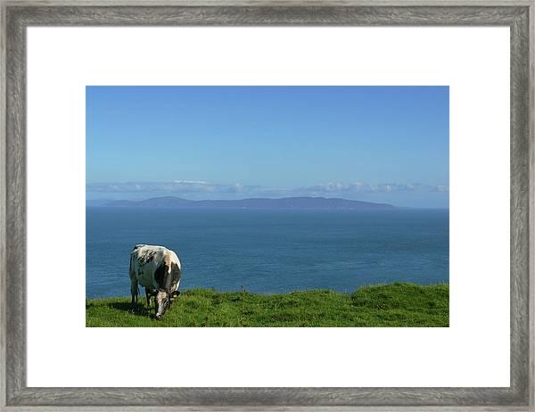 Rathlin Island Framed Print