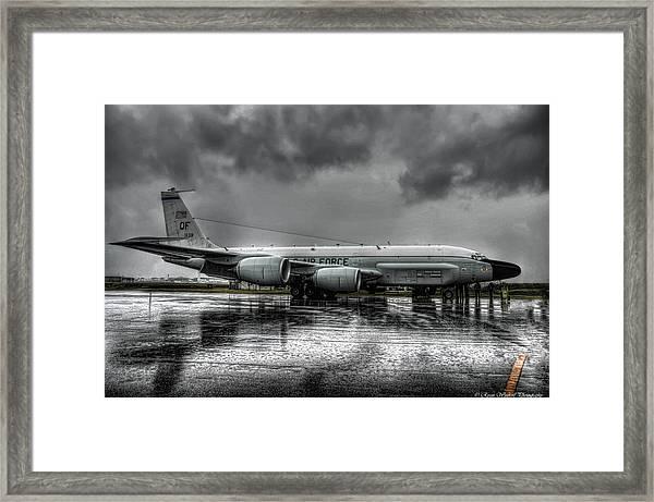 Rc-135vw Framed Print